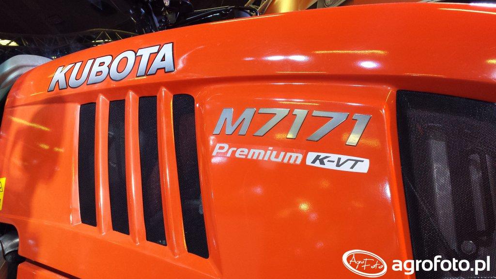 Kubota M7171 Premium K-VT