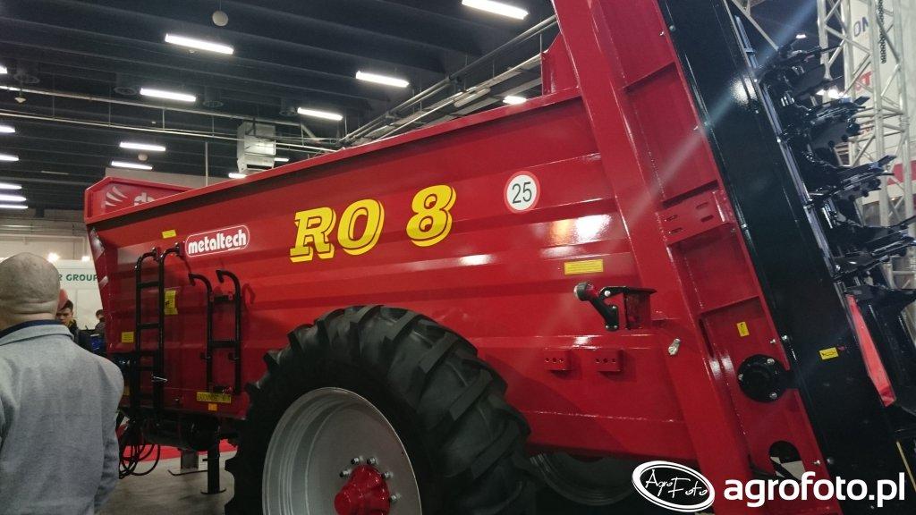 MetalTech RO 8