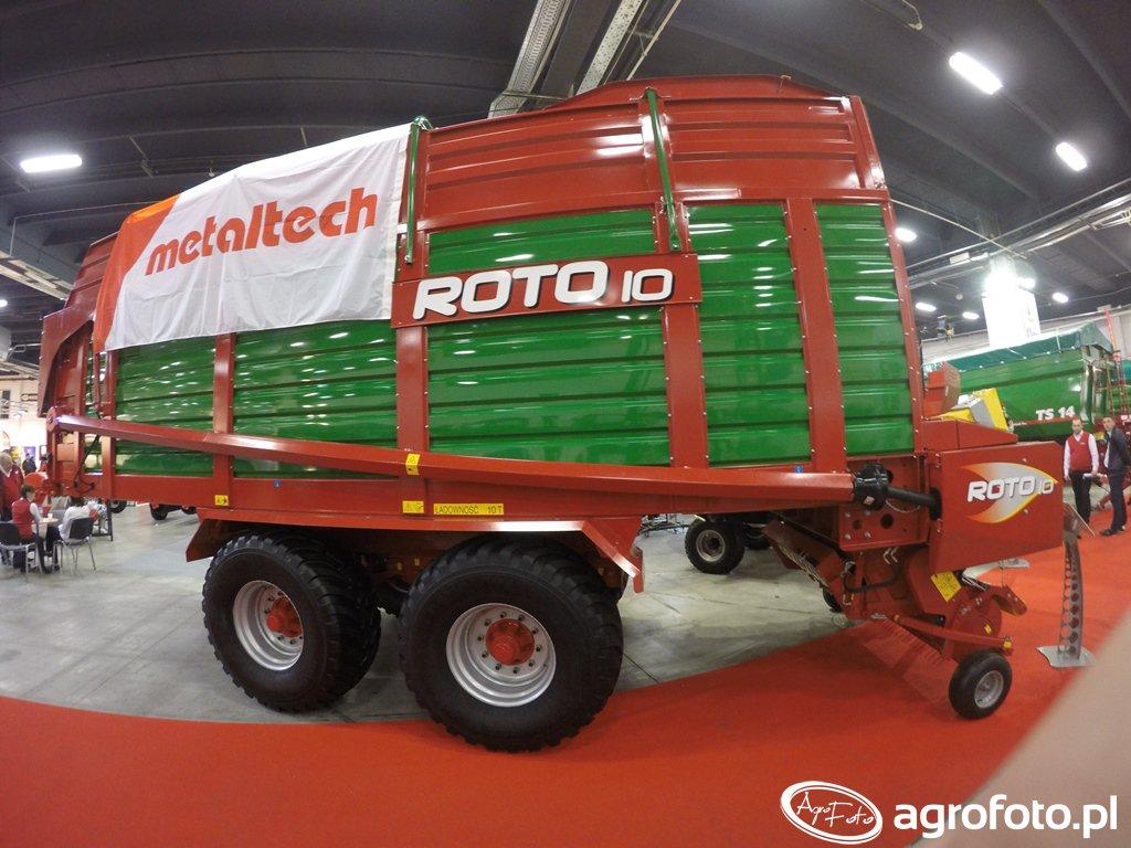 Metaltech ROTO 10
