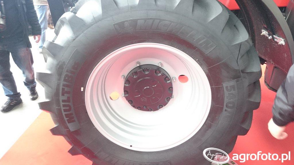 Michelin zamontowane  Case
