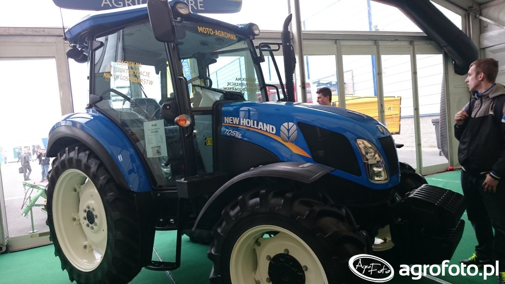 T5.65 New Holland