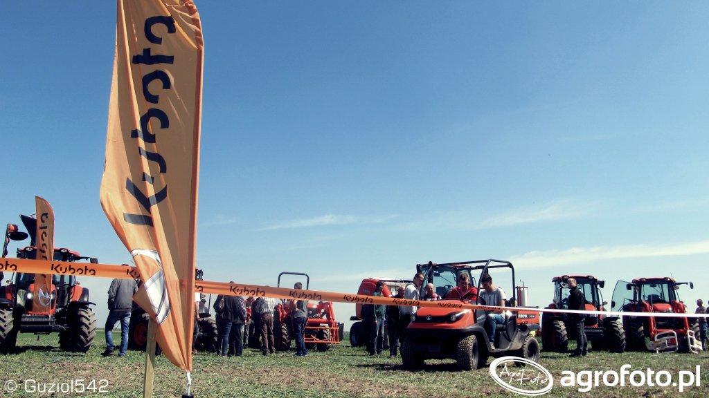 Kubota Tractor Show - Techmlek
