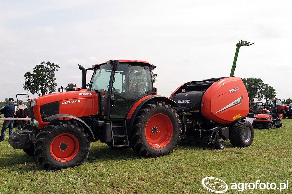 Kubota Tractor Show - Żychlin 26.05