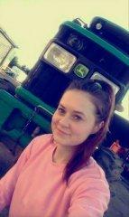 Selfie z John Deere