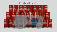 E=Orlen+Ursus²