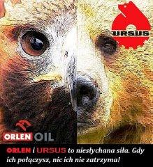 ORLEN i URSUS to niesłychana siła. Gdy ich połączysz, nic ich nie zatrzyma!