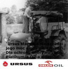 """""""Ursus, Orlen wielka moc. Polskie firmy to jest to"""""""