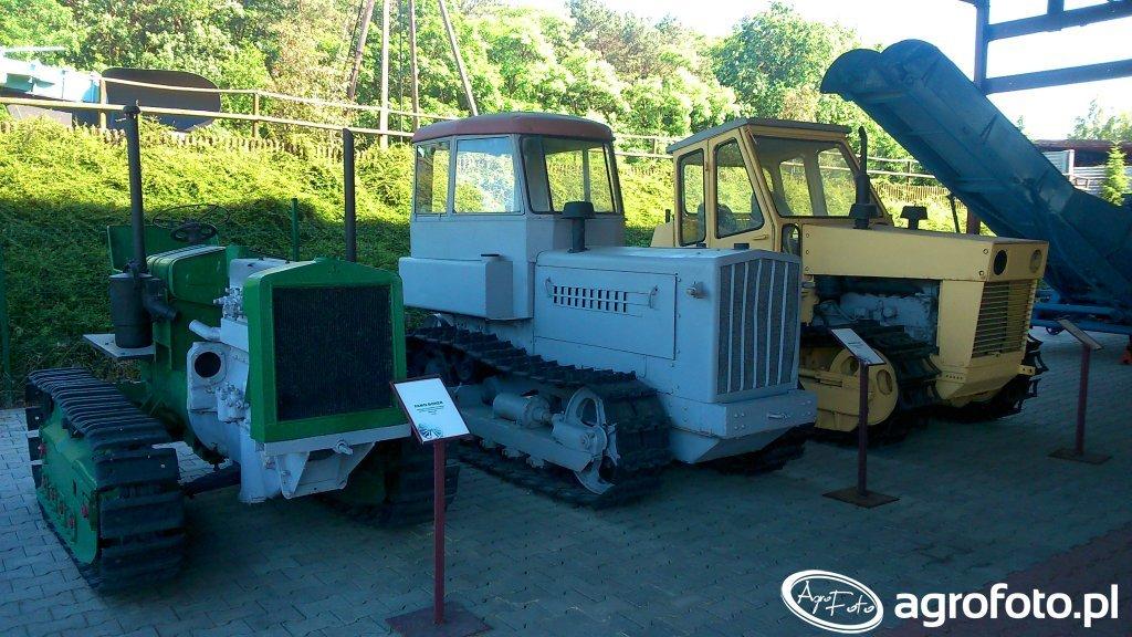 Famo Boxer & Mazur D50 & Piast G75 R