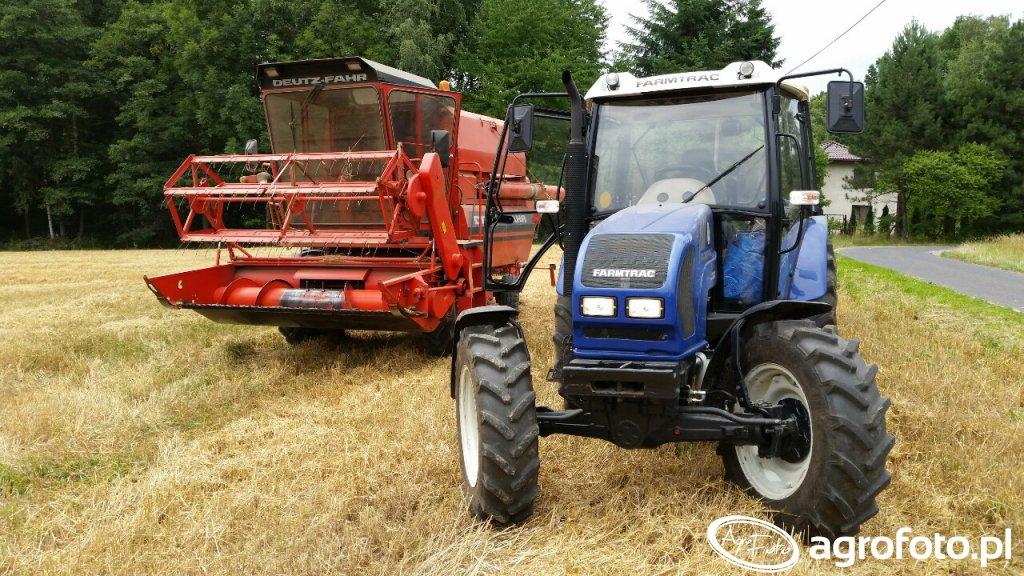 Deutz - Fahr m770 & Farmtrac 675DT