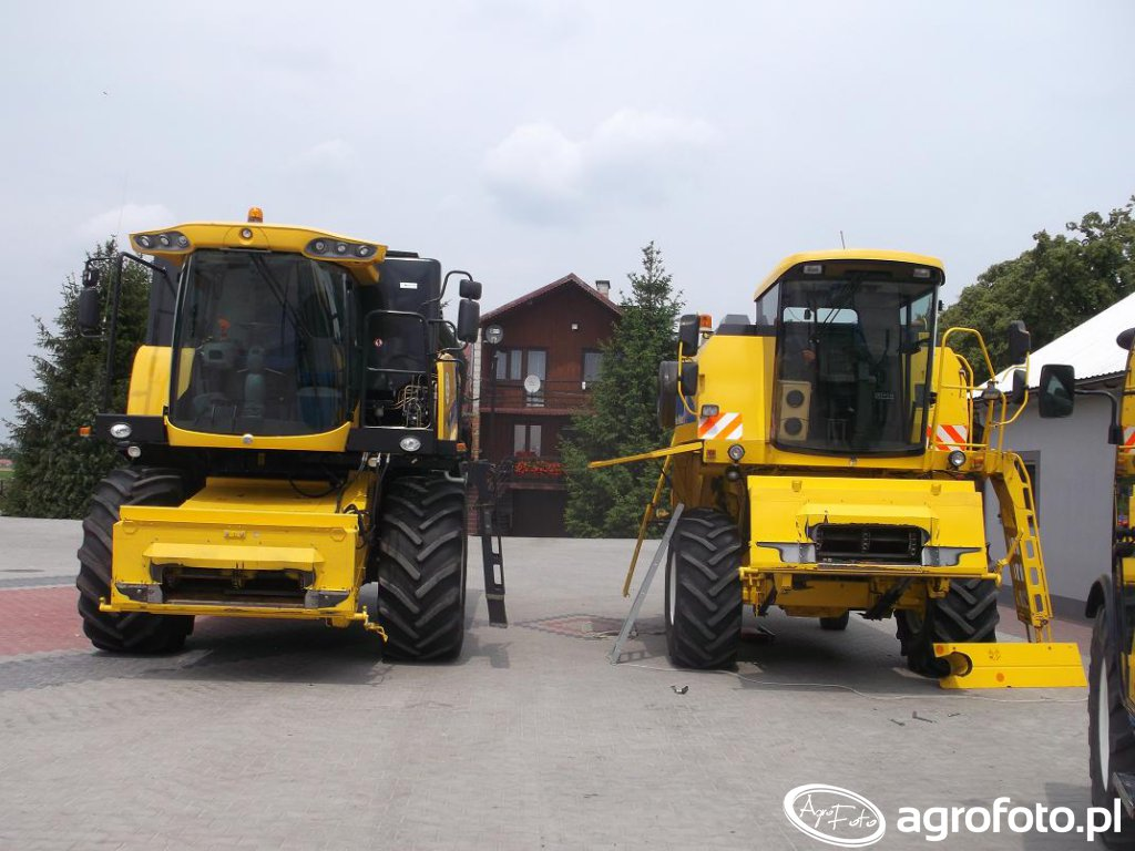 New Holland CX5080 i TC54