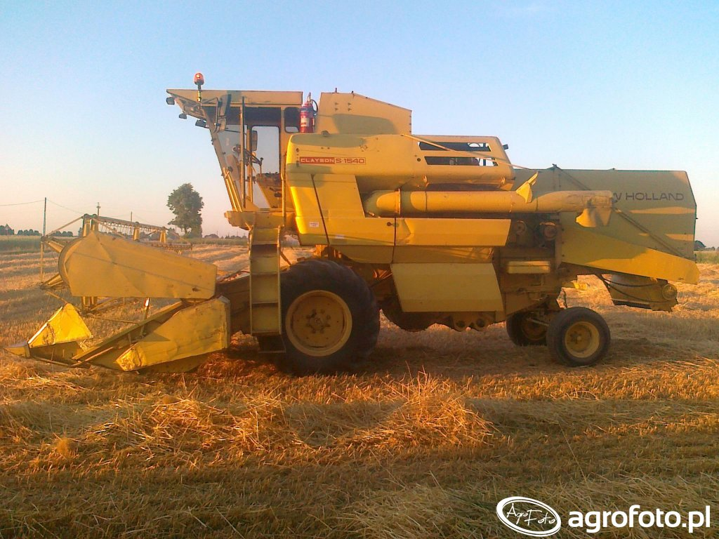 New Holland S-1540