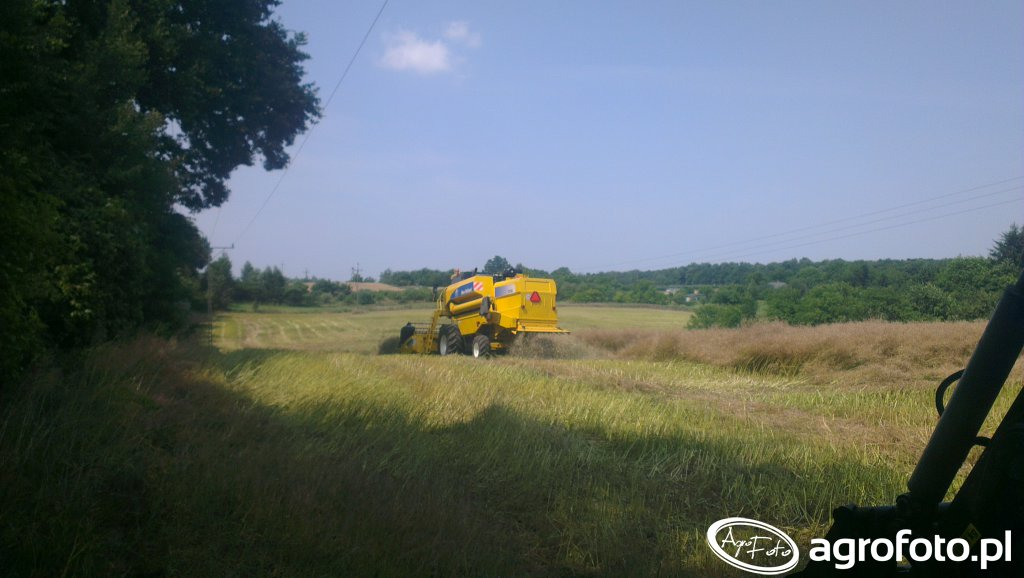 New Holland TC56 RS