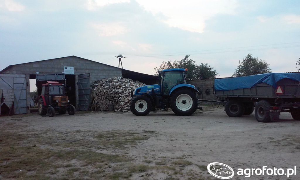 New Holland & Ursus