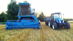 Bizon & New holland