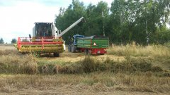 Claas Avero 160 & Pronar Zefir 85