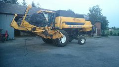 New Holland CSX 7040