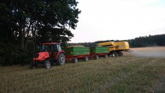 ursus 4512, pronar 653/2 x2 & New Holland tc5060