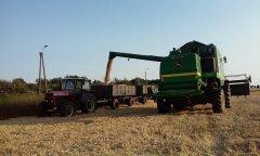 Ursus 914 + HL80.11 x2
