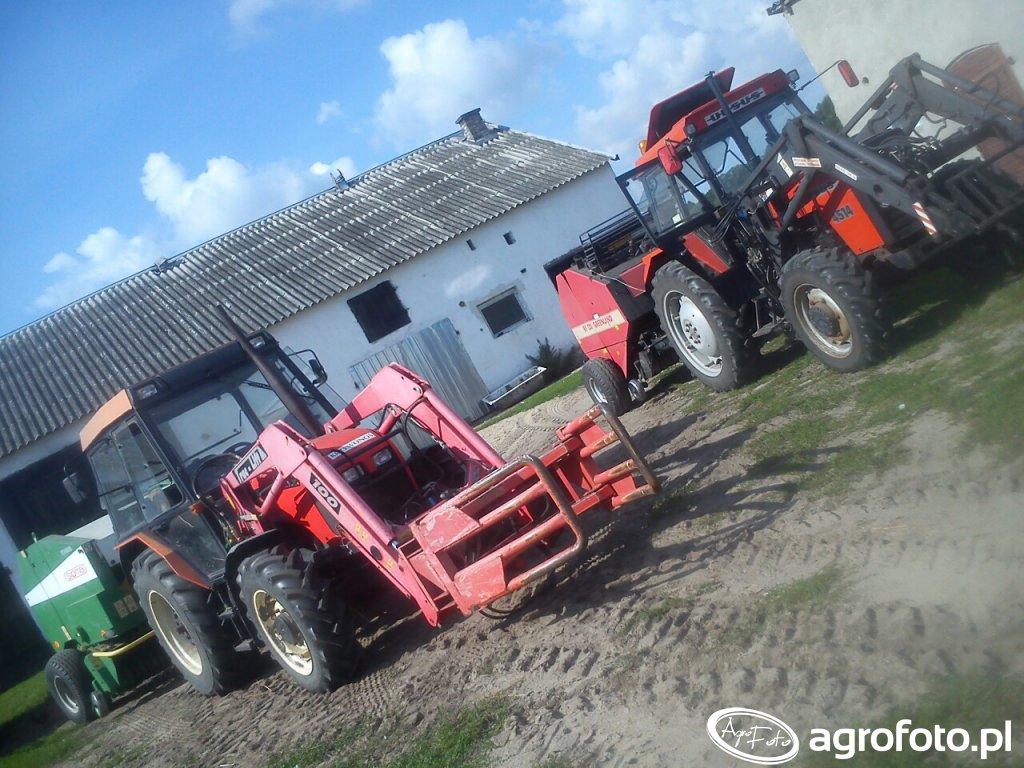 Zetor 5340 & Ursus 4514