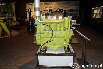 Claas Motor LD 40