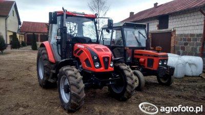 Ursus C-380 & Zetor 5211