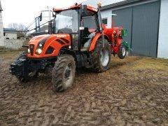 Ursus C-380 & Agro-masz SR270