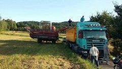 Bizon & Scania