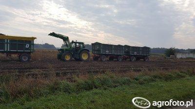 Wożenie ziemniaków 2017
