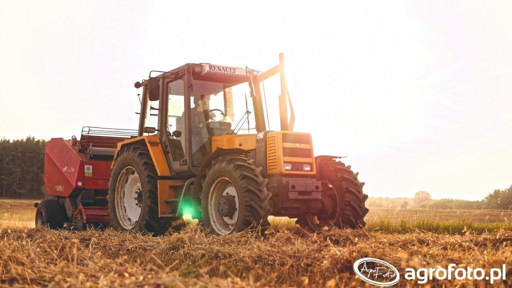 Renault 106.14 + Unia df 1.8
