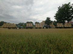 New Hollandy T6010 i TD5020