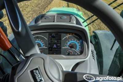 Deutz-Fahr Agrotron: 6165 RCShift - kabina