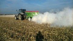 New Holland T7 170 & RCW Brzeg