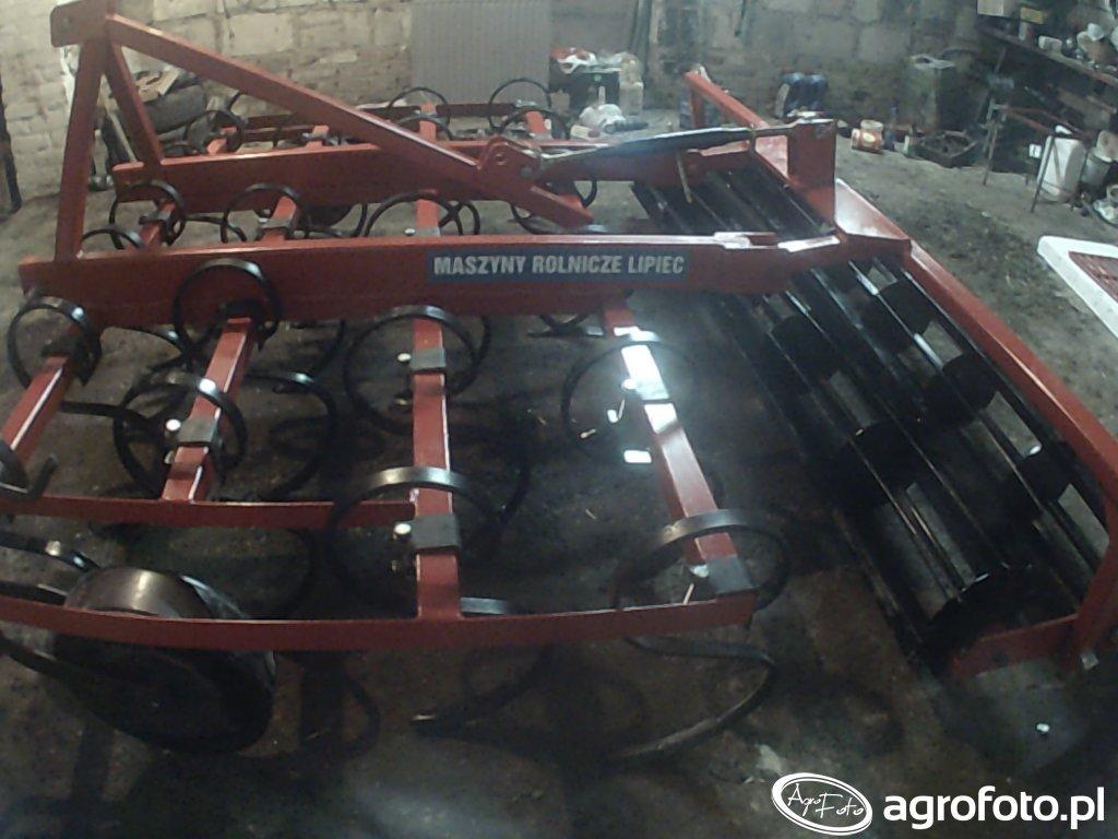 Agregat Uprawowy Maszyny Rolnicze Lipiec
