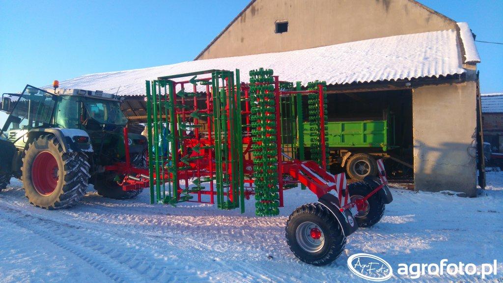Agro-Tom Agregat Kompaktowy UPH 4,5m