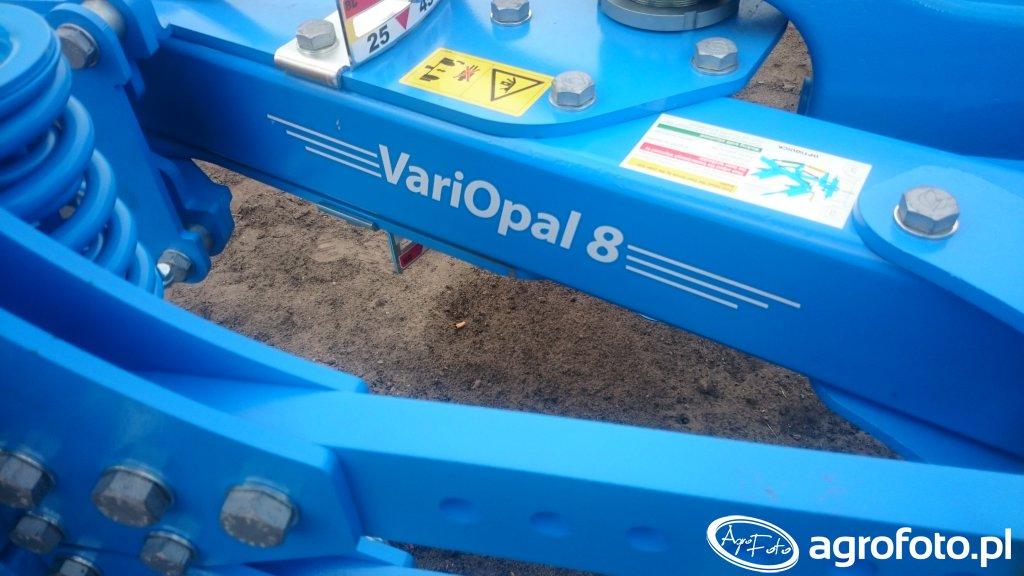 LEMKEN VariOpal 8 X 5+1 L100