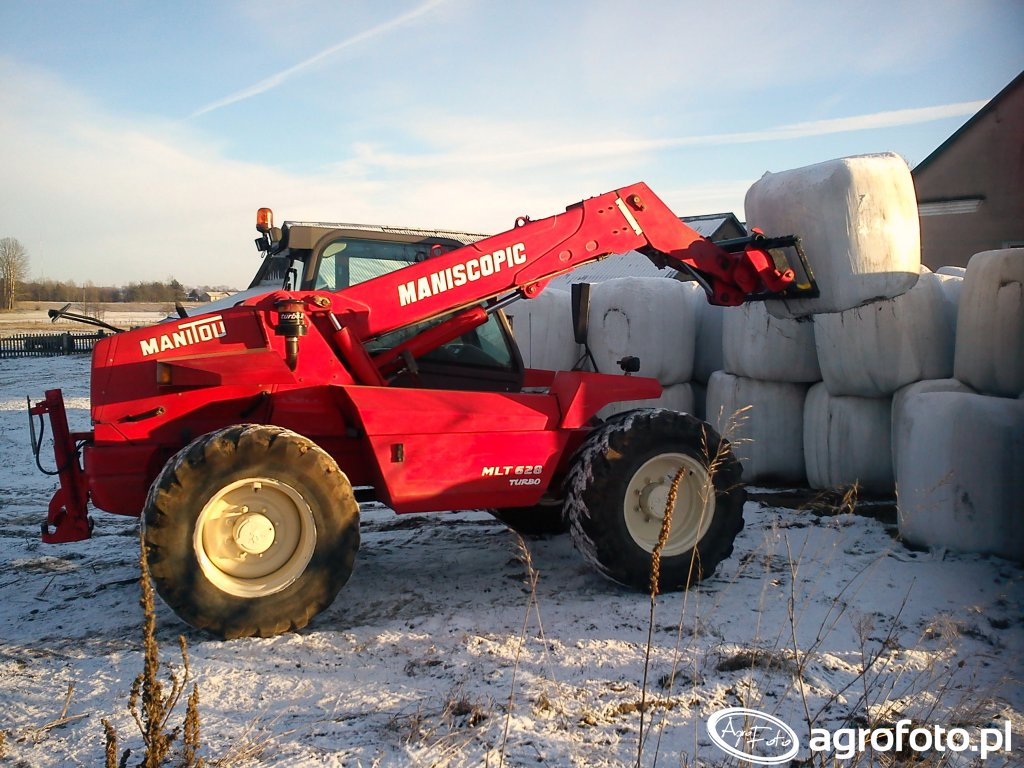Manitou MLT 628