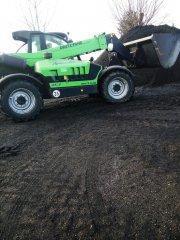Deutz agrovector 35.7