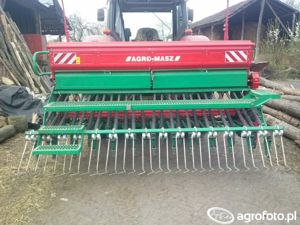 Agro-Masz SR 300