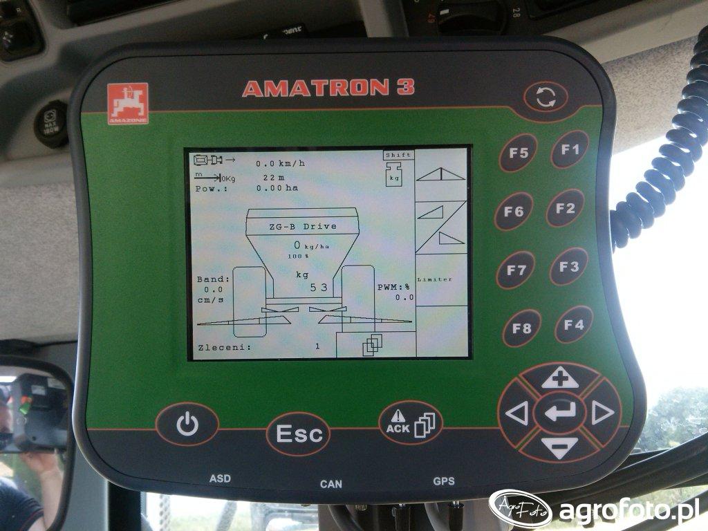 Amatron 3 + GPS