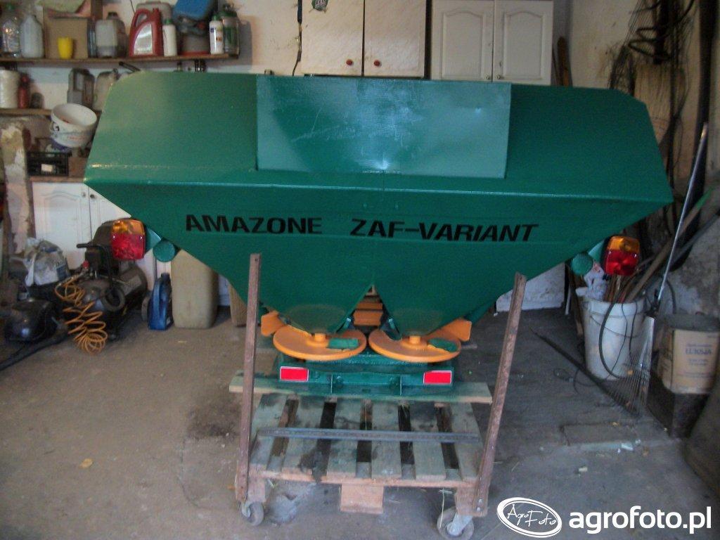 Amazone ZAF-variant