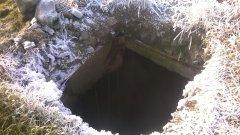 Dziura na polu