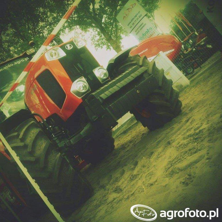 Kubota 135 GX