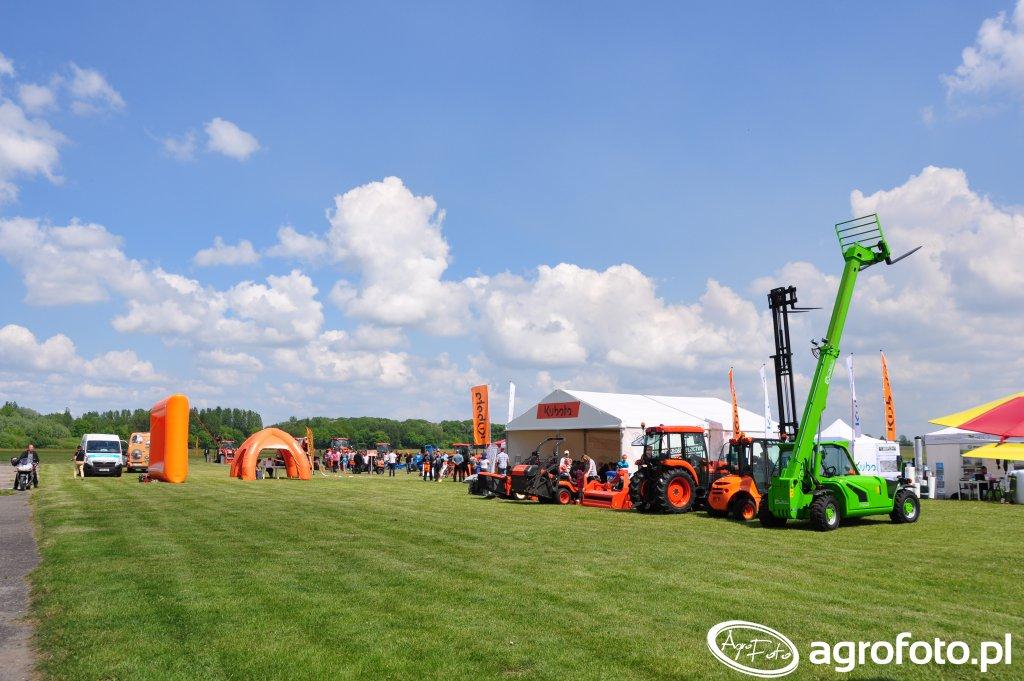 Kubota Traktor Show 2015, Płock.