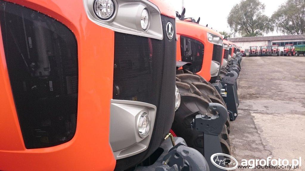 Traktory Kubota M7171