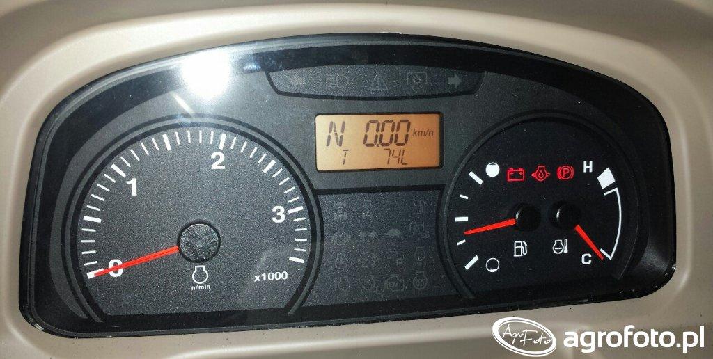 zegary kubota m8560