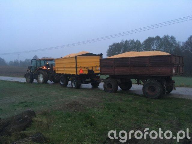 Renault Ares 616 RZ  & przyczepy