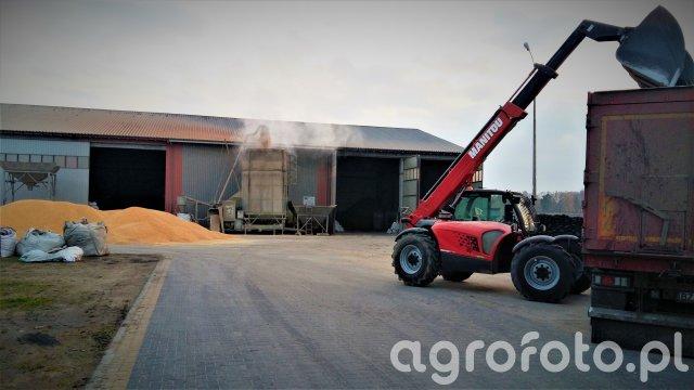 Agrol Czyżew Skup Zbóż