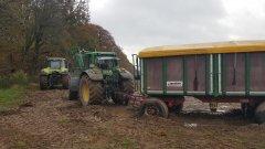 John Deere 6820 i Agroliner