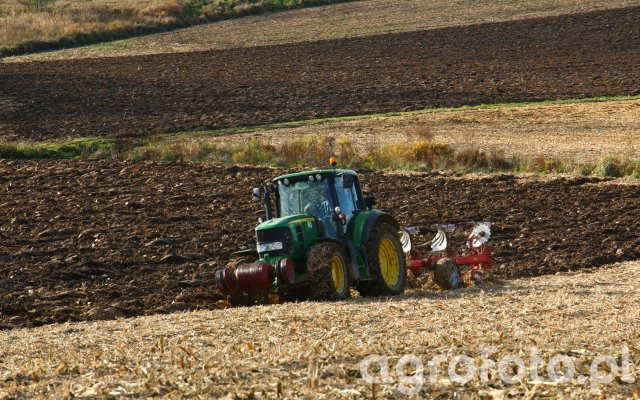 John Deere 6830 Premium & Opall-Agri Jupiter 140