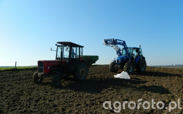 Ursus C-360 / New Holland T5.105 DC